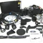 Vintage Air SureFit Gen IV System 951170 1969-70 Mustang Complete Kit (non-factory air)