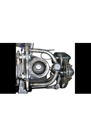 TCI 1935 36 37 38 39 40 FORD CAR MUSTANG II IFS KIT W/ POWER RACK 204-2352-00