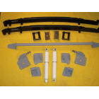 Chassis Engineering AS-1018CG Leaf Spring Rear End Mounting Kit 1937-39 Chevy Car