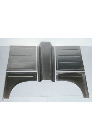 Direct Sheetmetal FD309 Rear Floorboard for 1949-51 Ford with Our Front FB Kit