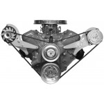 Alan Grove Big Block Chevy Short Water Pump Low Profile Style Alternator Bracket (Part # 218R)