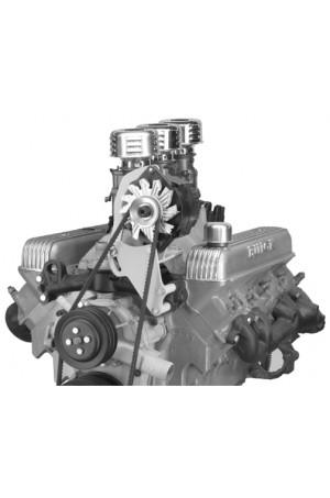 Alan Grove Alternator Bracket for 401-425 Buick Nailhead Street Rod Style (Part # 240L)