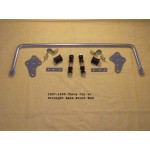 Chassis Engineering Front Sway Bar Kit for Chevy Passenger Cars