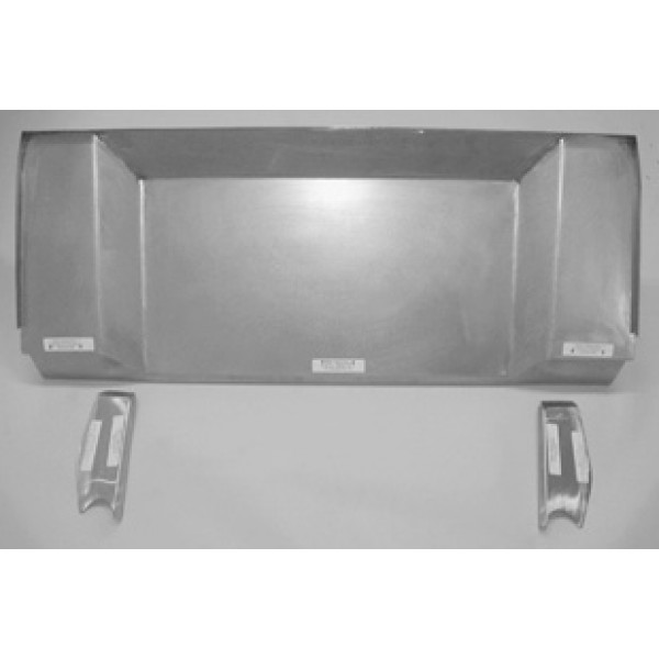 Direct Sheetmetal Fd140 Complete 4 Quot Recessed Firewall For