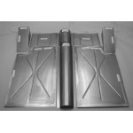 Direct Sheetmetal FD195 Rear Floor for 1935-1936 Ford Coupe