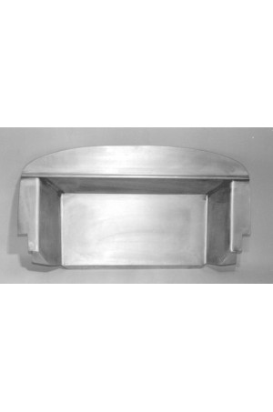"Direct Sheetmetal WK112 Complete 4"" Recessed Firewall for 1937-1942 Willys Passenger Car & Truck"