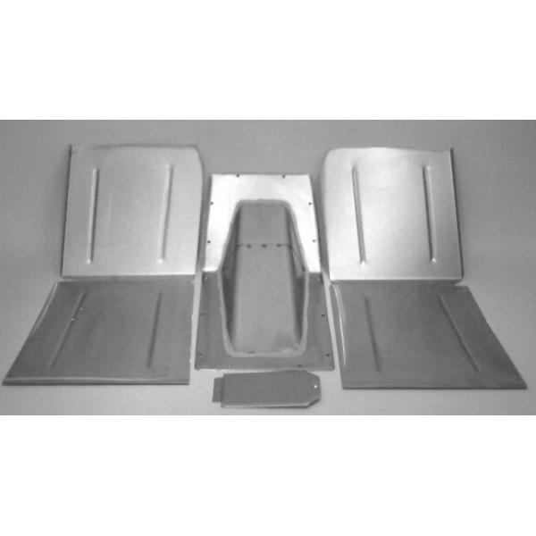 Direct Sheetmetal Cv148 Front Floor Kit For 1936 Chevy
