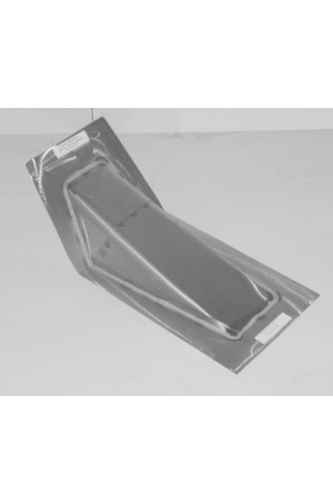 Direct Sheetmetal CV149 Transmission Cover for 1936 Chevy Passenger Car with Stock Floor
