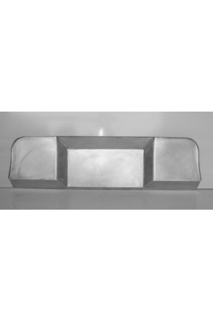 "Direct Sheetmetal CV202 Complete 1.5"" Recessed Firewall for 1955(Second Series)-1959 Chevy & GMC Trucks"