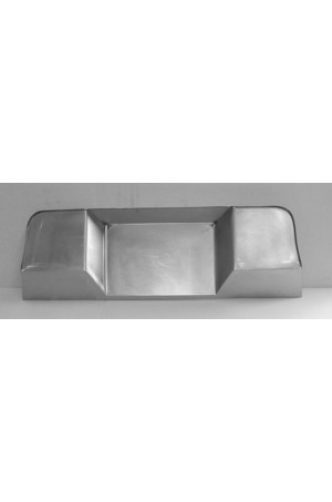 """Direct Sheetmetal CV204 Complete 4"""" Recessed Firewall for 1955(Second Series)-1959 Chevy & GMC Trucks"""