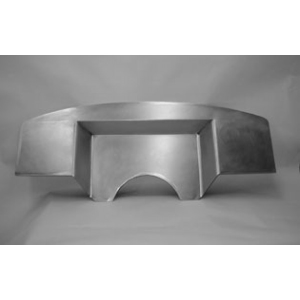 Direct Sheetmetal Cv206 Complete 4 Quot Recessed Firewall For