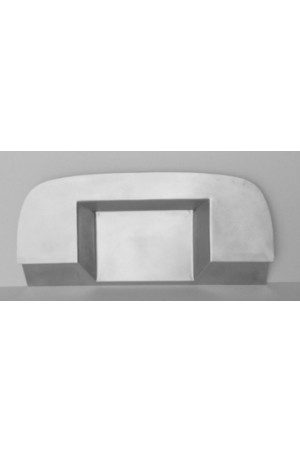 "Direct Sheetmetal CV223 4"" Recessed Firewall for 1947-1955 (First Series) Chevy & GMC Truck"