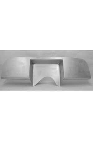 "Direct Sheetmetal CV246 Complete 6.5"" Recessed Firewall for 1960-1966 Chevy & GMC Trucks"