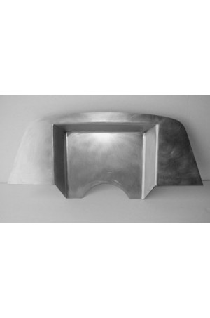 "Direct Sheetmetal CVO260 Complete 4"" Recessed Firewall for 1949-1954 Chevy & Oldsmobile Passenger Cars"