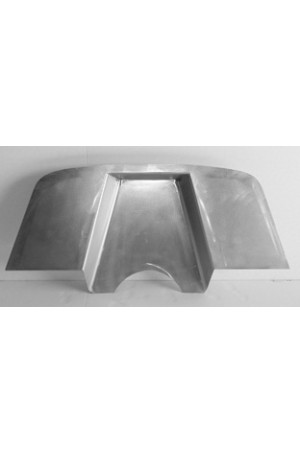 "Direct Sheetmetal CVO261 Complete 4"" Recessed Firewall with Taper for 1949-1954 Chevy & Oldsmobile Passenger Cars"