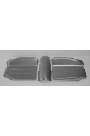 Direct Sheetmetal CVO265 Rear Floor for 1949-1950 Chevy & Oldsmobile Passenger Cars