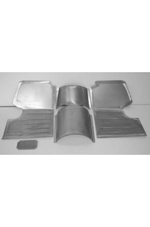 Direct Sheetmetal CVO266 Front Floor Kit for 1951-1954 Chevy & Oldsmobile Passenger Cars with Stock Firewall