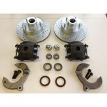 "Mustang II High Performance 11"" Front Disc Brake Kit"