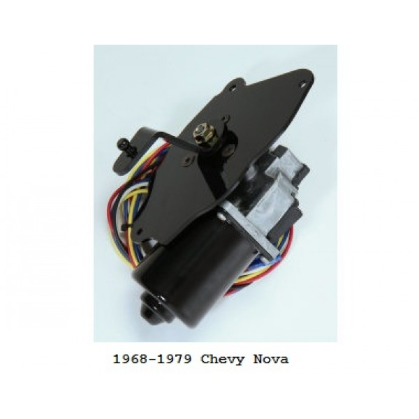 Newport_6879Nova 600x600 port engineering 12 volt windshield wiper motor for chevy novas GM Windshield Wiper Wiring Diagram at edmiracle.co