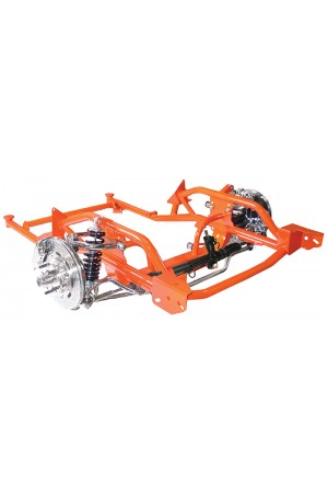 Total Cost Involved Coil-Over Independent Front Suspension for 1967-1969 Chevy Camaro & 1967-1969 Pontiac Firebird