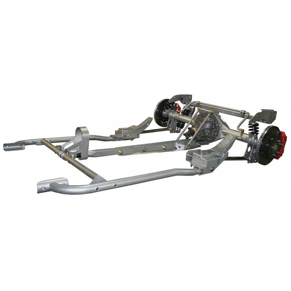 total cost involved rear torque arm suspension for 1967