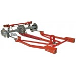 Total Cost Involved Rear Torque Arm Suspension for 1964.5-1970 Ford Mustang & 1967-1969 Mercury Cougar