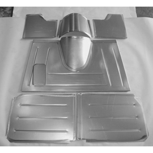 Direct Sheetmetal Fd301 Floorboard For 1935 39 Ford Pick