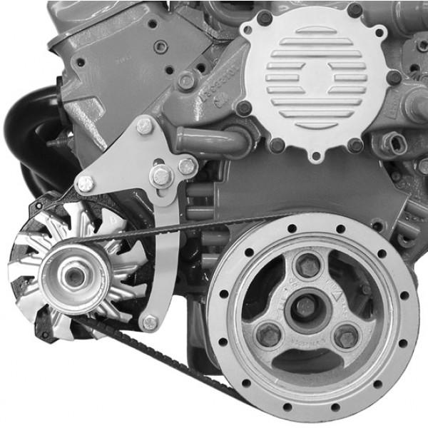 R X on Chevy 350 Power Steering Bracket Diagram