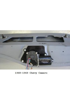 12 Volt Windshield Wiper Motor also 1969 Camaro Windshield Wiper Motor further Choke Cable MGB Knob likewise 1956 Chevy Electric Wiper additionally Mustang Wiper Motor Wiring Diagram. on 1969 camaro windshield wiper motor kit electric